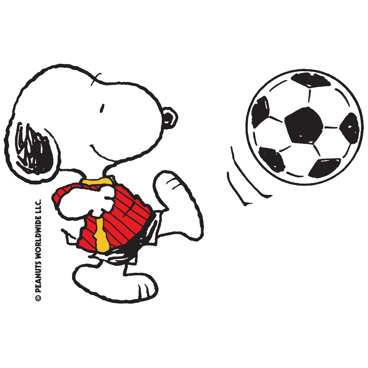 On Air with Snoopy